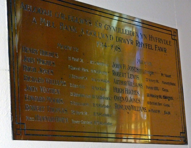 Hyfydle_plaque_RMS Leinster